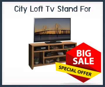 Storagefurnituretarget City Loft Tv Stand For