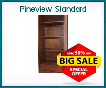 Storagefurnituretarget Pineview Standard