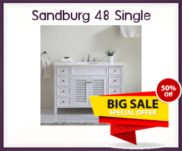 Storagefurnituretarget Sandburg 48 Single